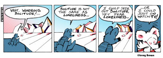 ICECUBES the comic strip #170