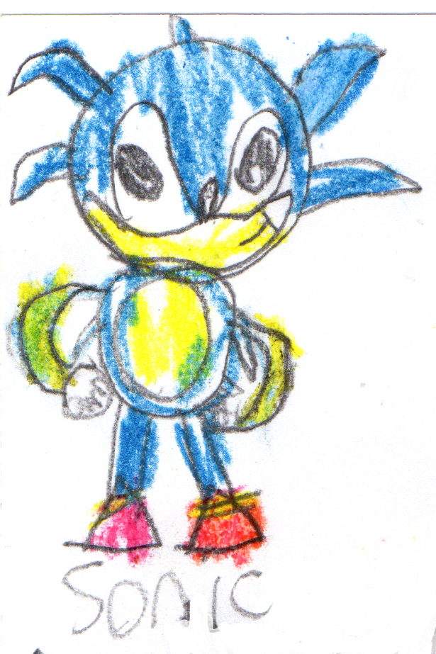 ICECUBES-sonic fan art