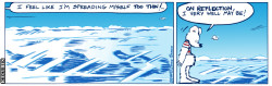 ICECUBES the comic strip 244