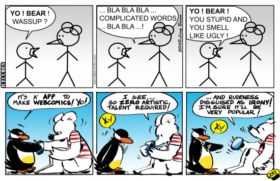 ICECUBES the comic strip 289