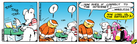 ICECUBES the comic strip 294