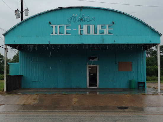Ice House  by Beau Tardy